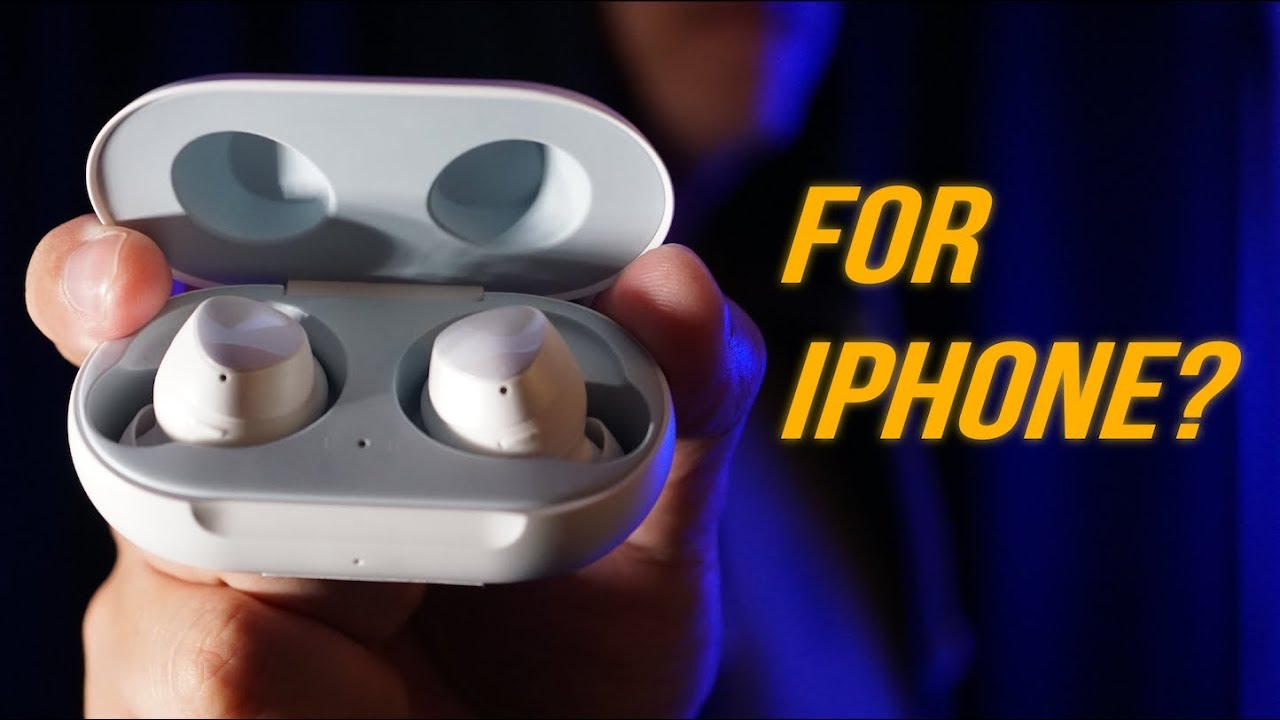 Samsung Galaxy Buds Custom EQ and Touchpad Settings DON'T work on iPhones -  Here's Why