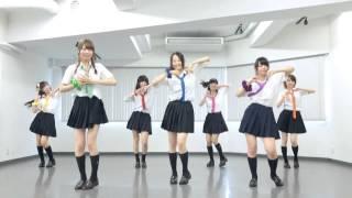 【踊り子7人で】Berryz工房『ライバル』【踊ってみた】