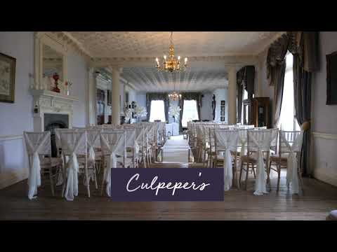 Weddings at Chilston Park Hotel - A Hand Picked Hotel