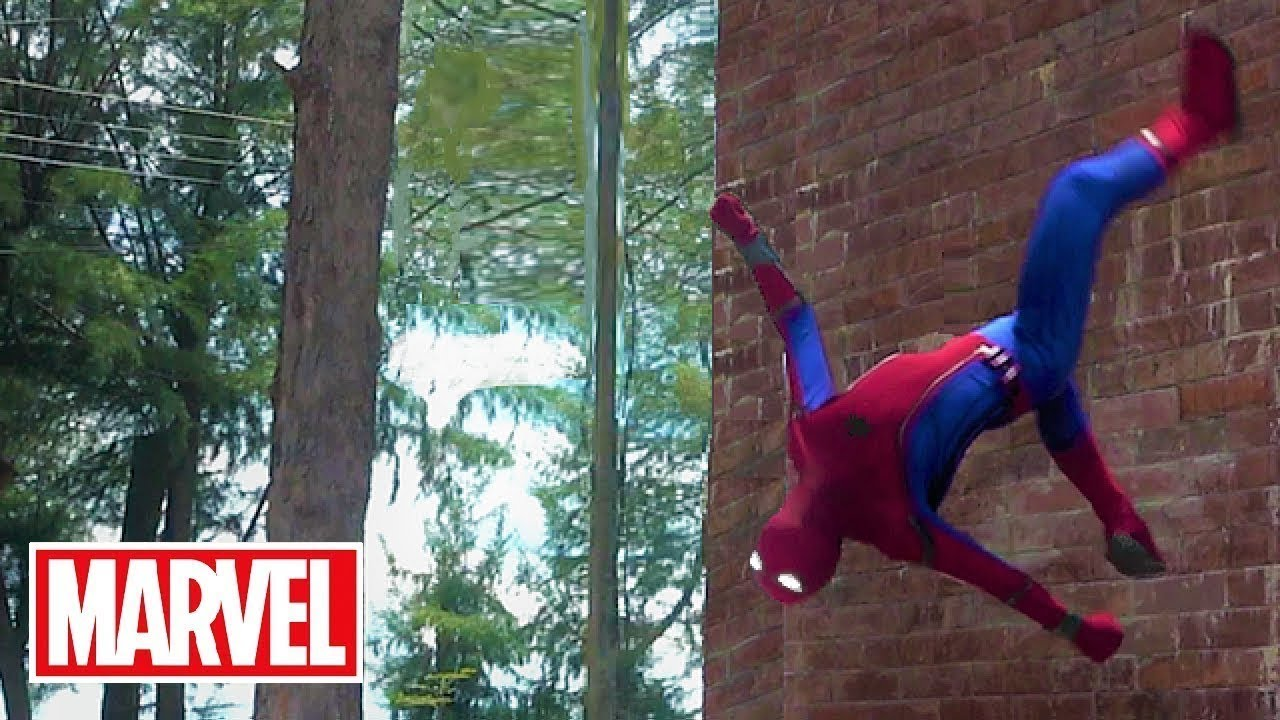 Download SPIDER MAN Homecoming 2017 Parkour In Real Life!