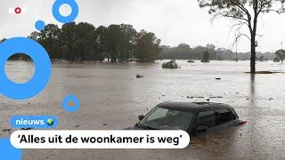 Grootste overstromingen in jaren in Australië