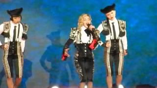 Madonna 'Living For Love' Rebel Heart Tour Tokyo