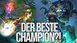 Höchste Winrate ALLER Champions!   Maokai Durchgequatscht