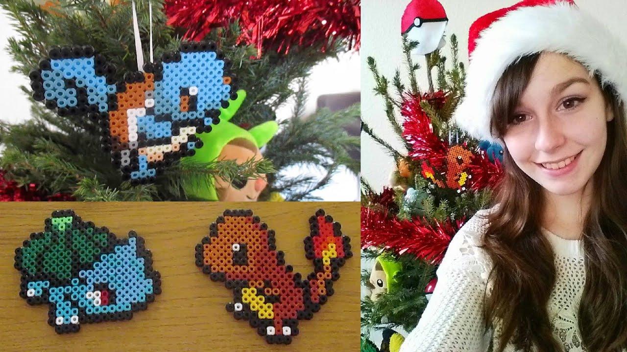 Pokémon Christmas Tree Tutorial - YouTube