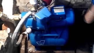 видео Регулировка реле давления Насосной станции