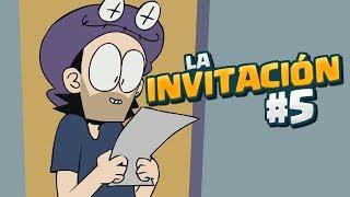 ANIMATOWN: LA INVITACIÓN #5 - (SERIE ANIMADA)