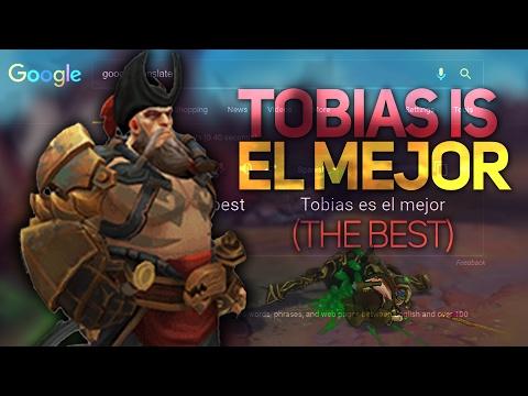 Tobias Fate - Tobias is el MEJOR!