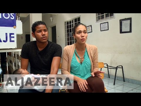 Cuban migrants stranded after end of 'wet feet, dry feet' policy