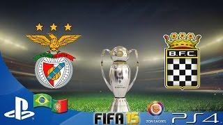 Benfica vs Boavista - Liga Zon Sagres 2015