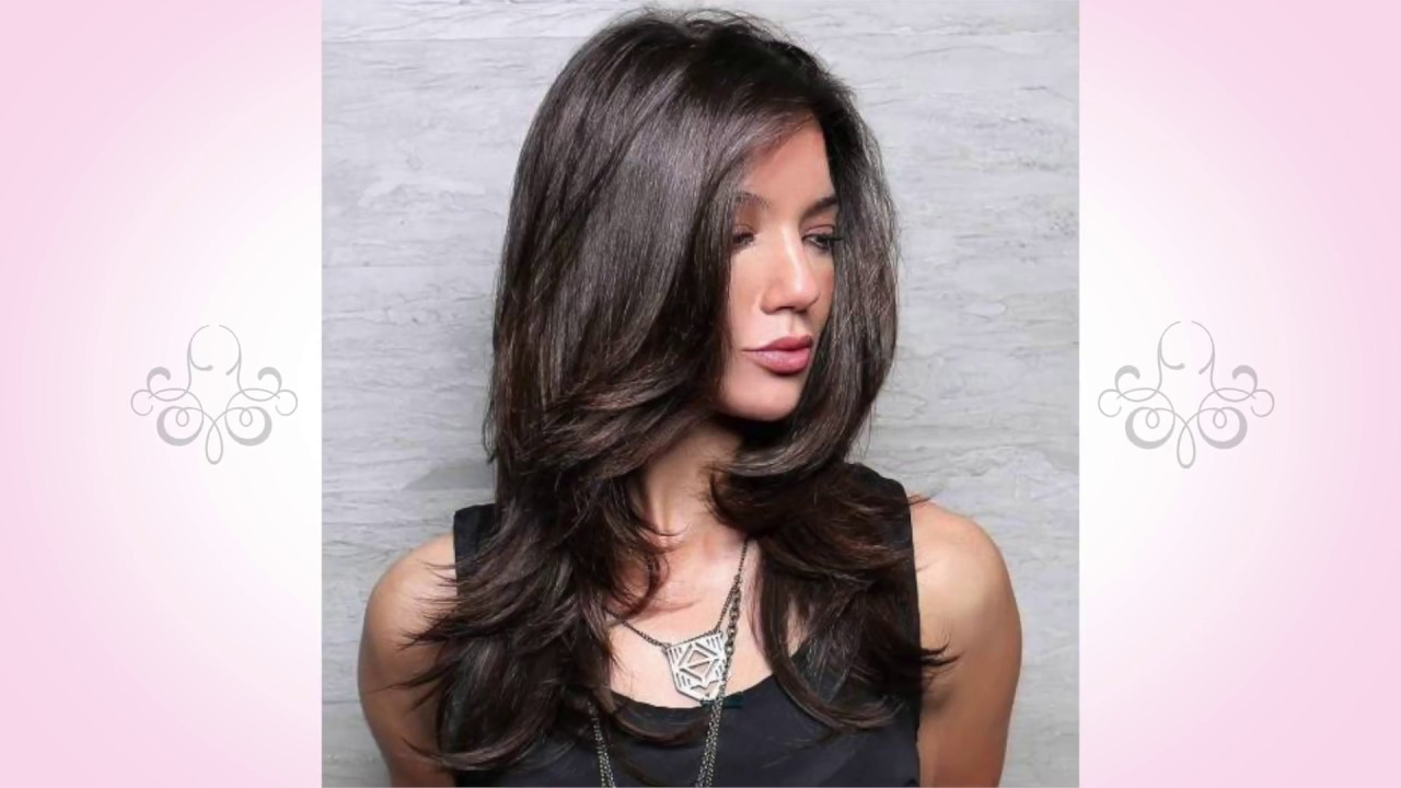 Long Hairstyles With Layers Tips 2017 Youtube