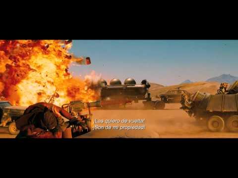 MAD MAX: FURIA EN EL CAMINO - Trailer 3 - Oficial Warner Bros Pictures