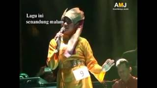 Lagu Jambi Senandung Malam With Lirik