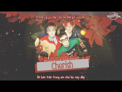 [Vietsub] [Audio] Cherish - EXO CBX