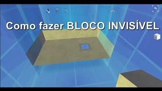 Tutorial 1# Como fazer o bug de bloco invisível ( Hovers, jetpack e óculos)