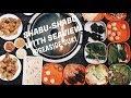SEASIDE SUKI SHABU-SHABU (ALL YOU CAN EAT) WITH SEA VIEW!! #breakyourdiet