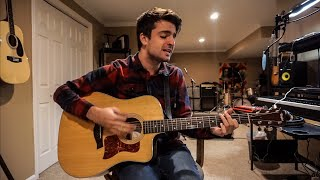 James Arthur - Empty Space (COVER by Alec Chambers) Video