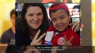 Mai 2018 - Maroc - Interview Roger Teulier et Pauline Roger