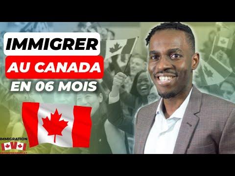Immigrer Au Canada En 6 MOIS | Entrée Express | 2020