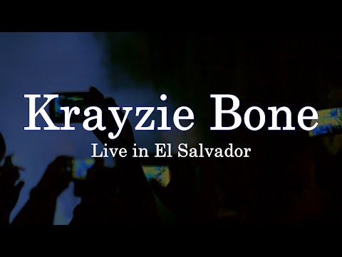 Krayzie Bone Live in El Salvador