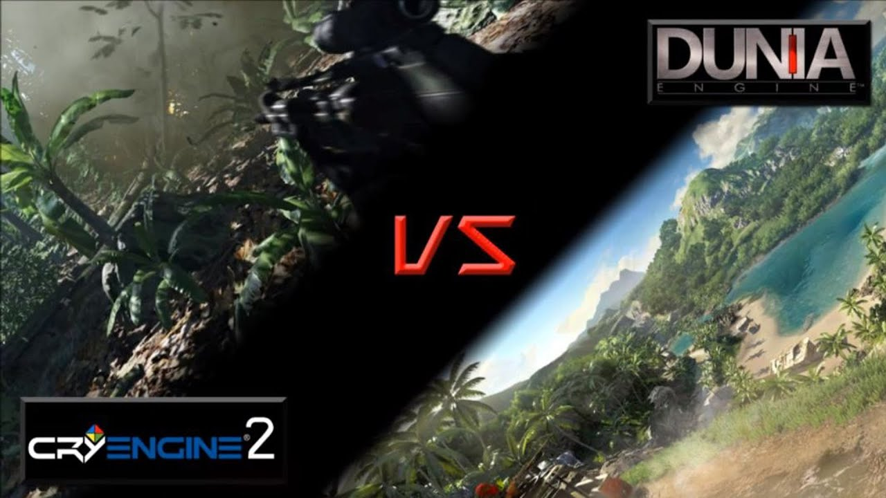 Crysis Pc Vs Far Cry 3 Pc In Depth Graphics Comparison Ultra Settings Youtube