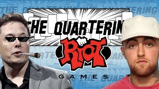 Baixar Fired! Riot Games Terminates SJW! Elon Musk Up In Smoke & Mac Miller!