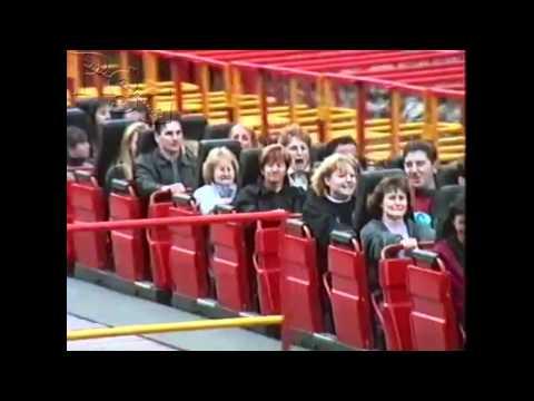 Alton Towers Thunderlooper Offride (1993)