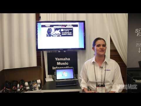 Yamaha Interactive Software Live Demonstration