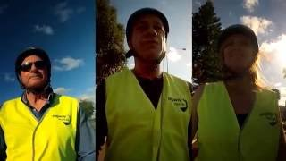 Zoom on 7mate S06E11 Segway Tours