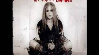 Avril Lavigne - My Happy Ending (radio edit)