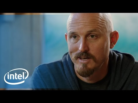 Interactive Q&A with Mick Ebeling | Intel