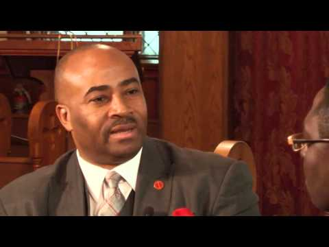 Interview - Senator Don Meredith