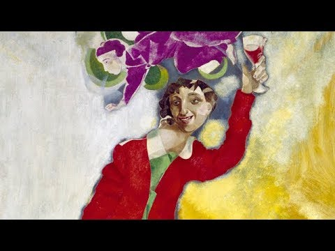 Marc Chagall's Revolutionary Wedding Portrait