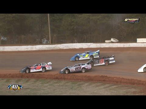 604 Crate Late Models @ 411 Motor Speedway Dec  27, 2019