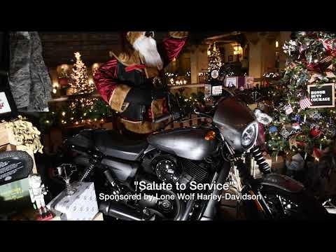 A tour of Christmas Tree Elegance 2018