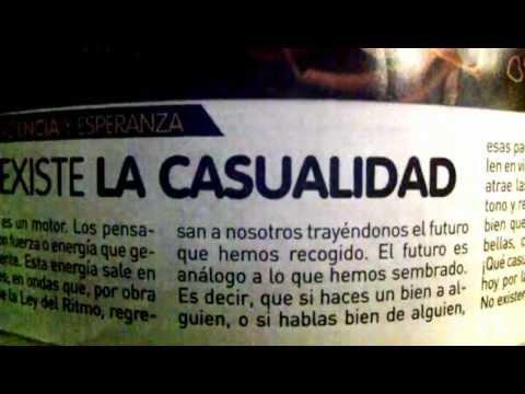 Conny Méndez No Existe La Casualidad En Expresiones Diario Expreso Guayaquil 20120804