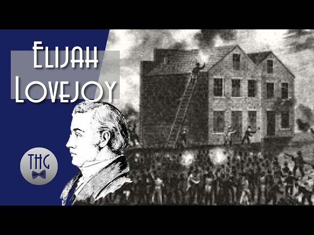 The Death of Elijah Lovejoy