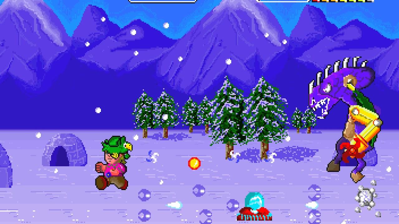 Fantasy land video arcade