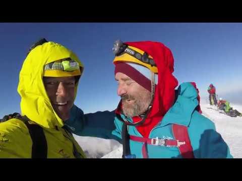 Mont Blanc Summit August 2017