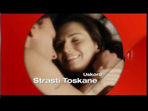 Strasti Toskane - Promo #1 (PRVA)