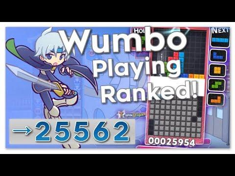 Puyo Puyo Tetris – Wumbo Ranked! 25422➜25562 (PC)