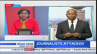 Journalists attacked and roughed up at the Okoa Kenya offices