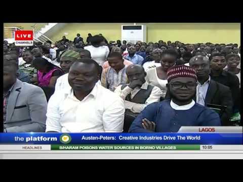 Platform: Nigeria Should Focus On Improving Arts Culture  - Austen Peters 2