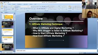 Affiliate Marketing course in Dhaka Bangladesh | Bangla Tutorial 2020