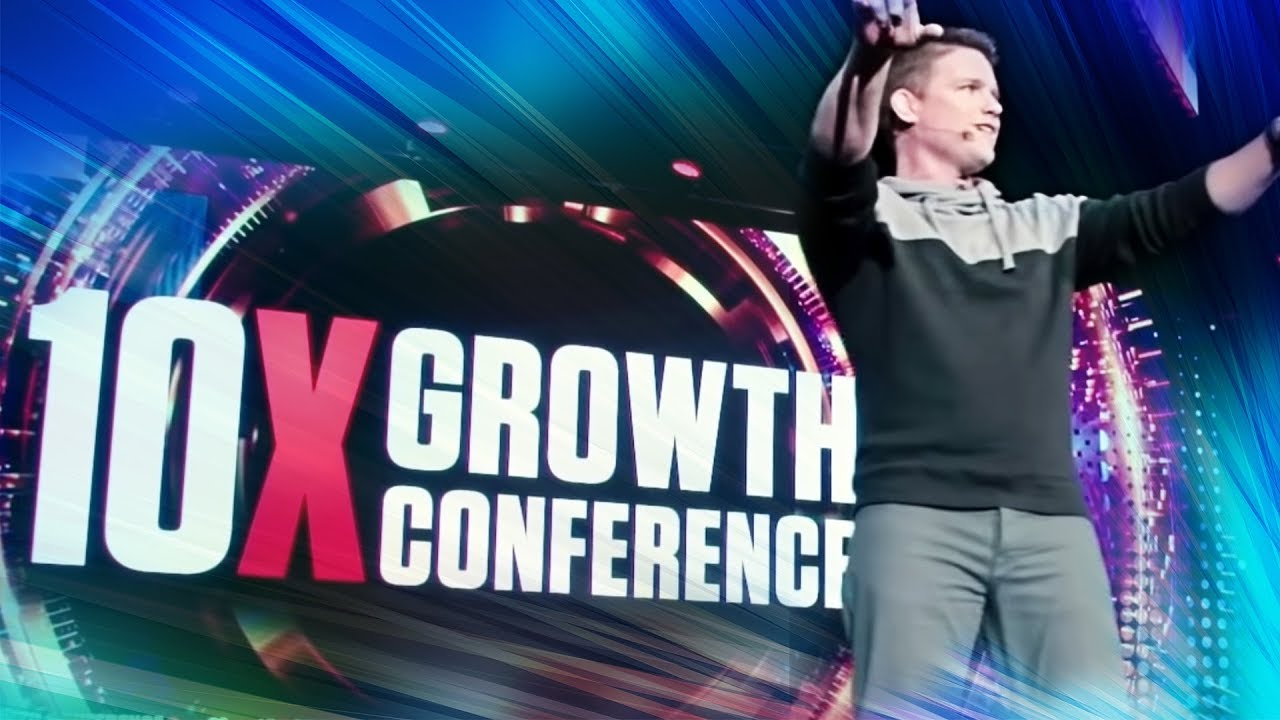 10x Growth Con Secrets: My Never Before Revealed System