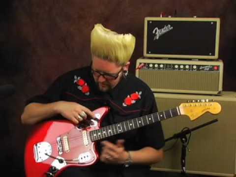 Gear Review Fender Jaguar Guitar Reissue Frusciante Used