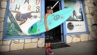 Video Bryce Ava Wettstein: Surfer Girl! download MP3, 3GP, MP4, WEBM, AVI, FLV September 2018
