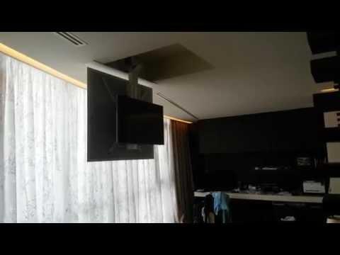 видео: Умный дом. Кронштейн для телевизора.