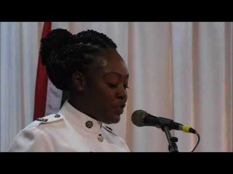 Municipal Police Graduation Ceremony Constable Batch 1 2017 - March 09, 2018