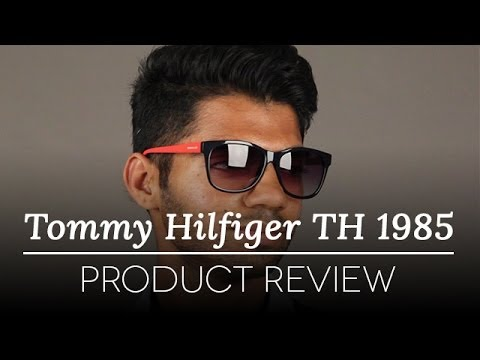 Tommy Hilfiger Sunglasses Review - Tommy Hilfiger TH 1985 Sunglasses