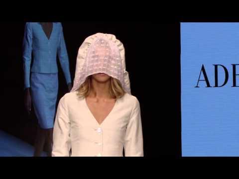 Adelina Rusu - Arab Fashion Week